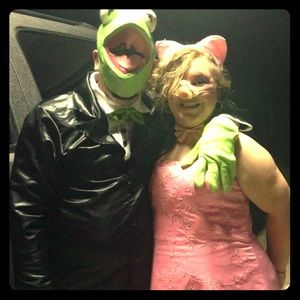 Miss Piggy Costume